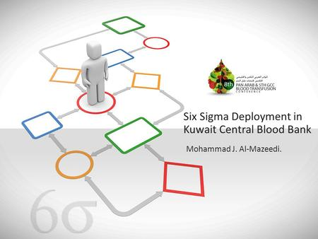 Mohammad J. Al-Mazeedi. Six Sigma Deployment in Kuwait Central Blood Bank.