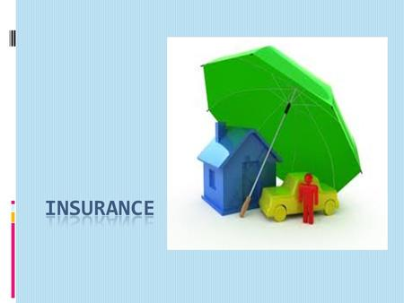 Introduction of insurance Importance of Insurance in India.