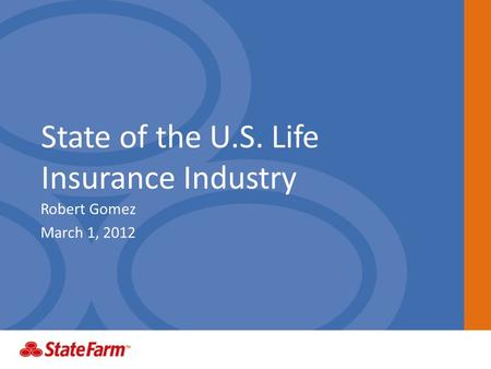 State of the U.S. Life Insurance Industry
