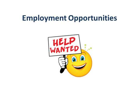 Employment Opportunities. Equipment Operator-Heavy Construction EAST COAST PROJECTS Where are you in life? Do you want not only a good job but a place.