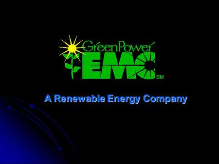 A Renewable Energy Company. Identify/Review/Purchase Georgia Based Renewable Energy Provide Technology Review/Education/Information About Georgia Renewable.