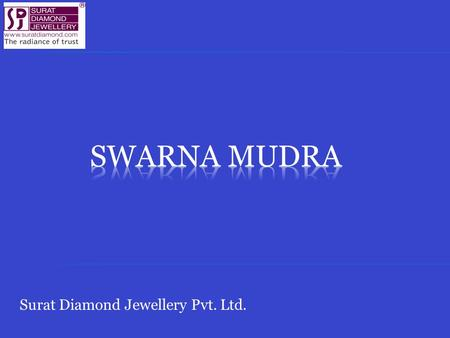 Surat Diamond Jewellery Pvt. Ltd.. please enter all mandatory details & click on submit. Registration.