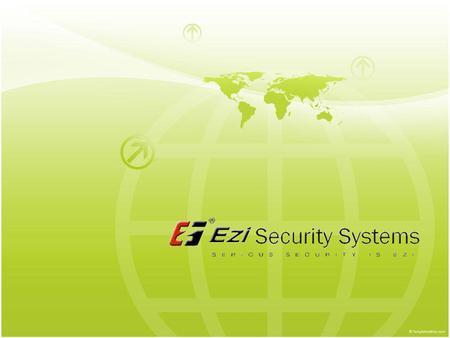 About Ezi Security Systems Australian Owned & Operated Provides 24/7 national service and support Automated physical barrier specialists $3.5M R&D on.