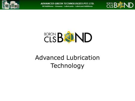 Advanced Lubrication Technology. More Than 50% Of The Worlds Energy Is Lost To Friction Metal Surfaces Rub Together This Causes Friction Which Causes.