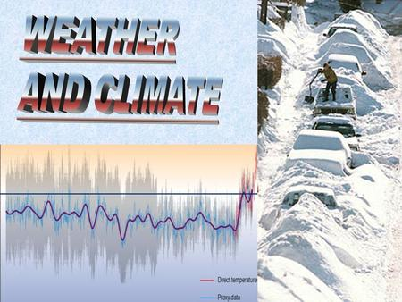 WEATHER & CLIMATE WEEK Instructor: Matt Letts UHall C850) Office Hours: Tuesday 13h30 – 15h00 INTRODUCTION TO GEOGRAPHY SESSION.