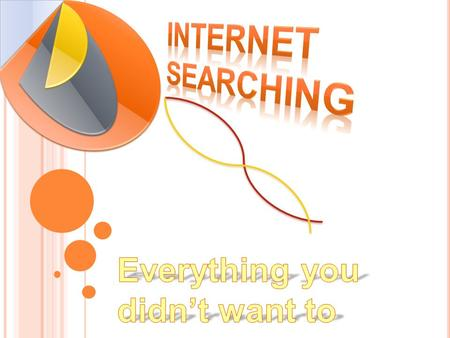 D EFINITIONS Search Engine A search engine is an information retrieval system designed to help find information stored on a computer system.information.