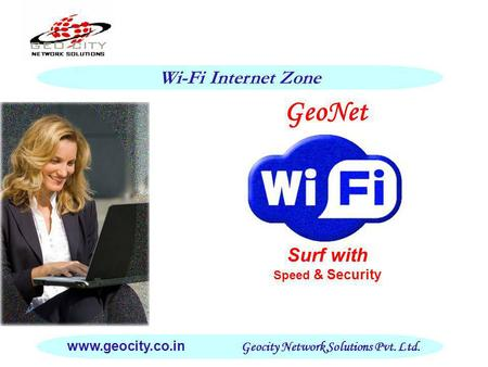 Geocity Network Solutions Pvt. Ltd.