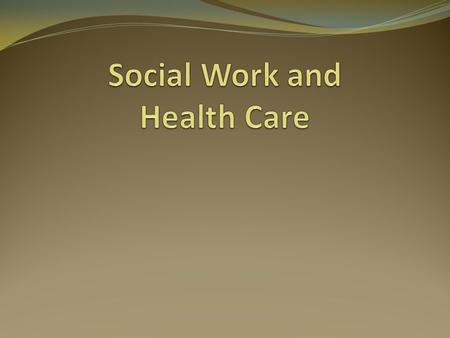 Social Work Generalist Practice Generalist Practice is the application of an eclectic knowledge base, professional values and ethics, and a wide range.