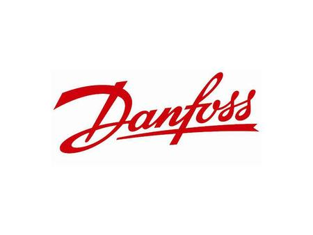 Introduction Danfoss Training Module-2 * * * * * *