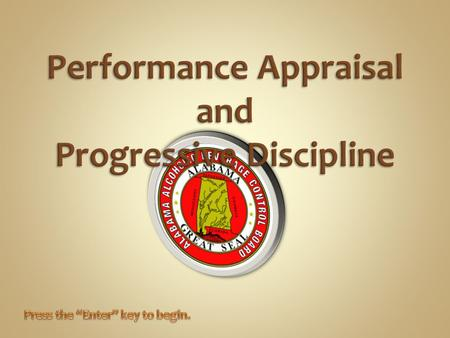 The employee starts the appraisal year at a 2 performance level! In order to excel, the employee needs to know the game rules.