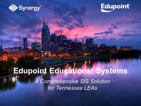 Edupoint Educational Systems