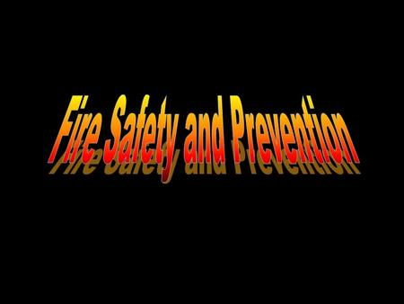 Goals of a Fire Prevention Program Fire Prevention Strategy Housekeeping Issues Flammable and Combustible Liquids Electrical Fire Hazards Compartmentalization.