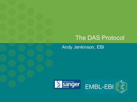 Andy Jenkinson, EBI The DAS Protocol. Summary of Topics Technical overview Principles of communication Pros and cons DAS capabilities.
