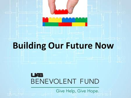 Building Our Future Now. Building Health Sight Savers America (SSA) works to identify and secure treatment for unmet vision and health needs that impede.