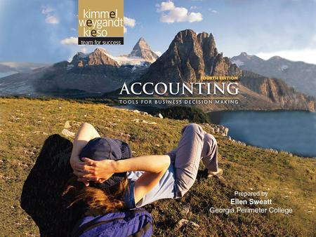 Accounting, Fourth Edition