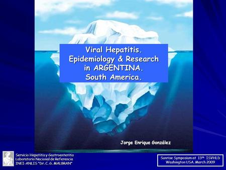 Epidemiology & Research