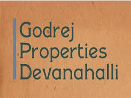 Godrej Devanahalli Godrej Devanahalli is the brand new creation by the reputed real estate builder Godrej Properties. Godrej Devanahalli It will be developed.