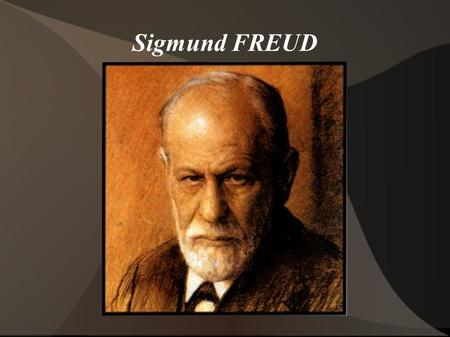 sigmund freud 4 essay Three essays on the theory of sexuality (german: drei abhandlungen zur sexualtheorie), sometimes titled three contributions to the theory of sex, is a 1905 work by sigmund freud which advanced his theory of sexuality, in particular its relation to childhood.