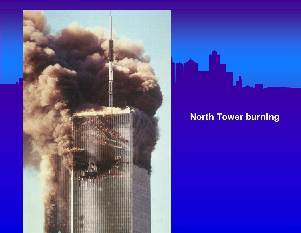 Collapse of South Tower