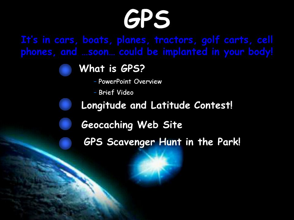 GPS technology has matured into a resource that goes far beyond its original design goals.