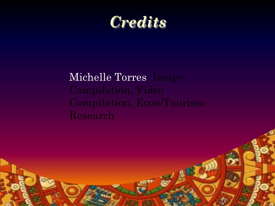 Credits Eric Koo Research, Bibliography, Project Compilation