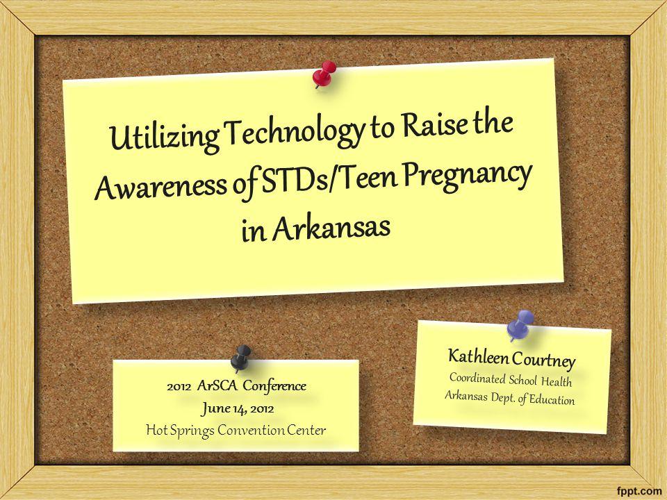 What's Happening in Arkansas? STIs