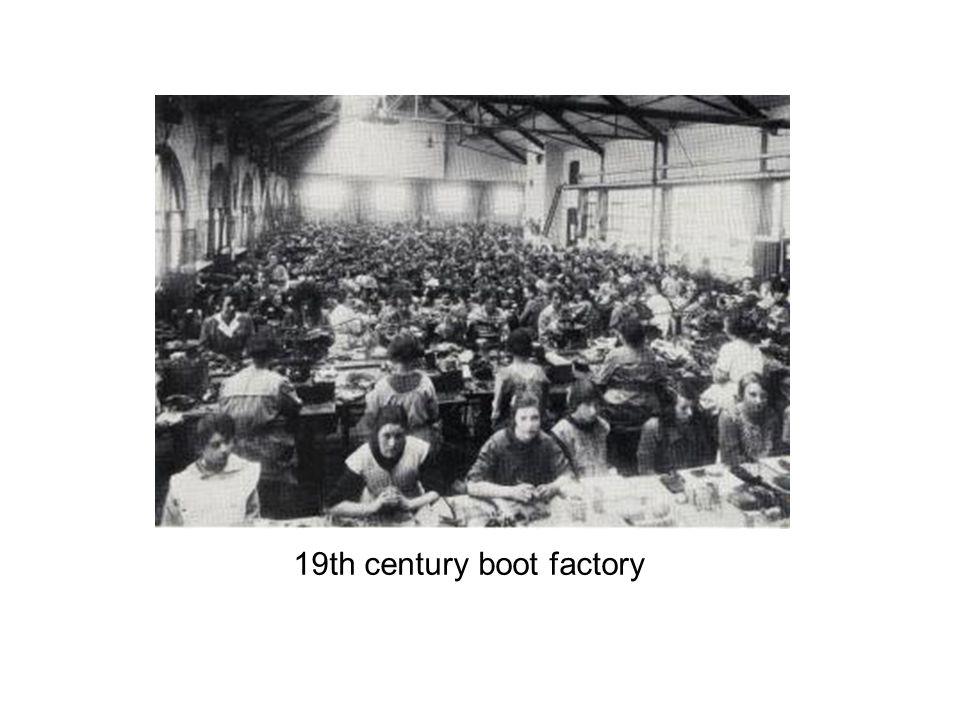 21st century boot factory