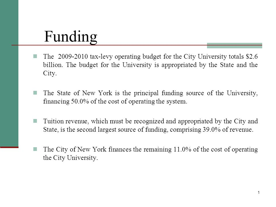 2 Funding Senior and Community College Funding and Percent by Source Note: Numbers may not add due to rounding