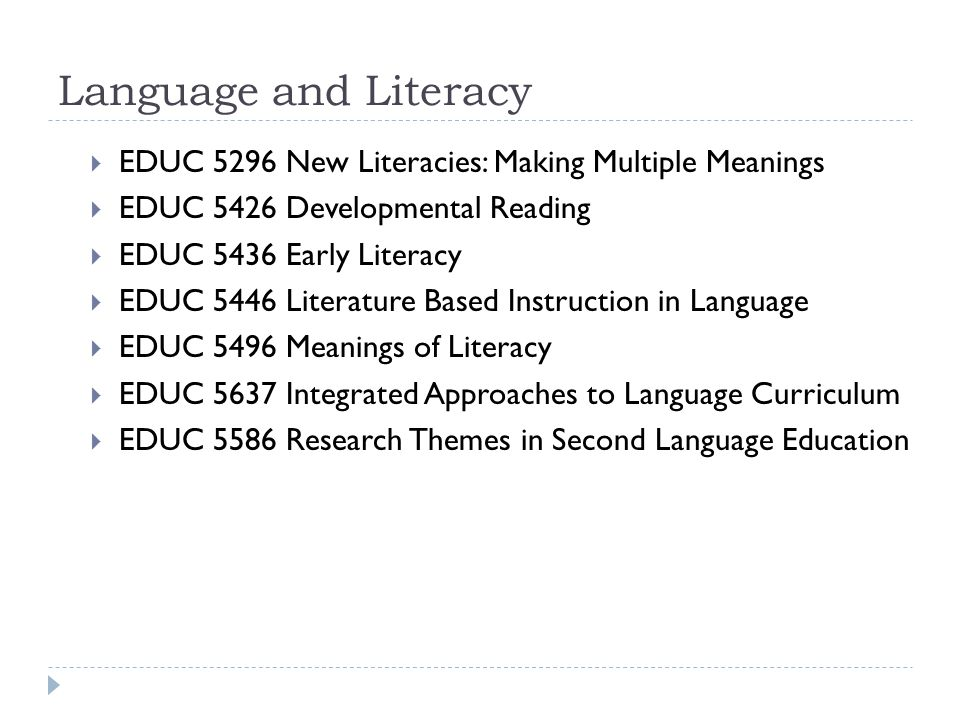 Other Electives  EDUC 5156 History of Education in Canada  EDUC-5166 Critical Pedagogy and Approaches to Democratic Education  EDUC 5276 Educational Representations in Popular Culture  EDUC 5417 Alternative Schooling  EDUC 5486 Independent Study  EDUC 5536 Issues in First Nations Education  EDUC 5646 Creativity and Learning  EDUC 5676 Qualitative Approaches to Educational Research  EDUC 5677 Quantitative Approaches to Educational Research