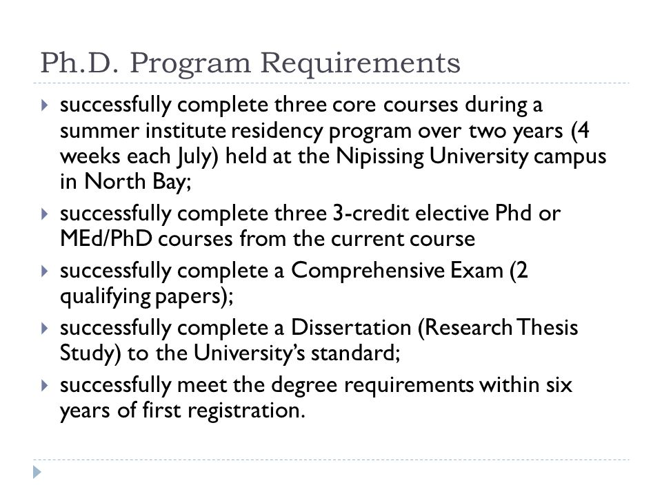 Core Courses and Electives Core courses:  EDUC-6116 Critical Conversations in Educational Research  EDUC-6117 Conversations in Educational Theory  EDUC-6126 Doctoral Seminar Core courses will be available through summer institutes on an annual basis.