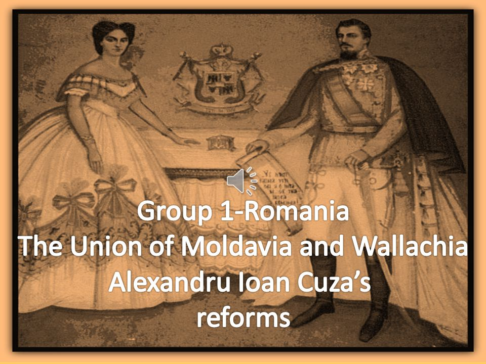 Alexandru Ioan Cuza (20 March 1820 – 15 May 1873) was a Romanian politician who ruled as the first Prince of the United Principalities of Wallachia and Moldavia between 1859 and 1866.