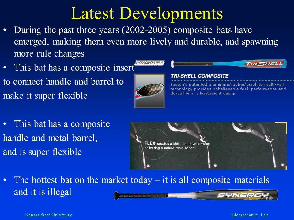 Kansas State University Biomechanics Lab Latest Development in 2006: Nanotechnology