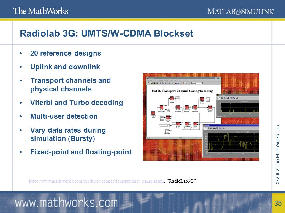 © 2002 The MathWorks, Inc. 36 Remember to fill out the survey !!