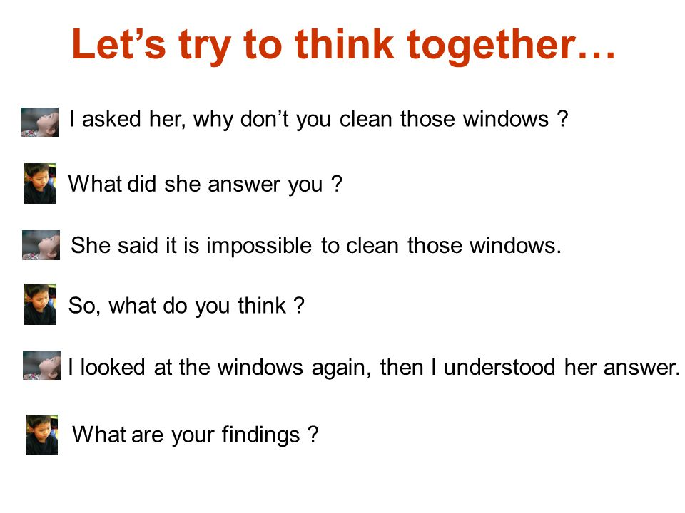 Let's try to think together… .I founded that the windows have two glass panels.