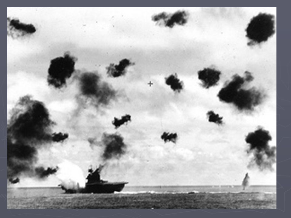 Iwo Jima ► Island in the Pacific that was critical for U.S.