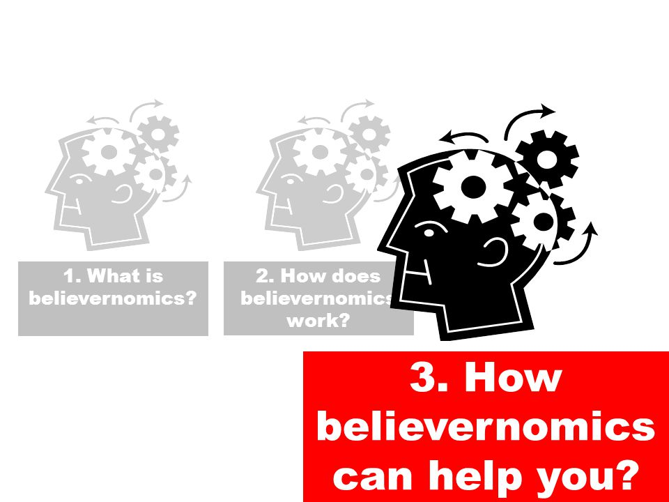 Believernomics provides practical tools…