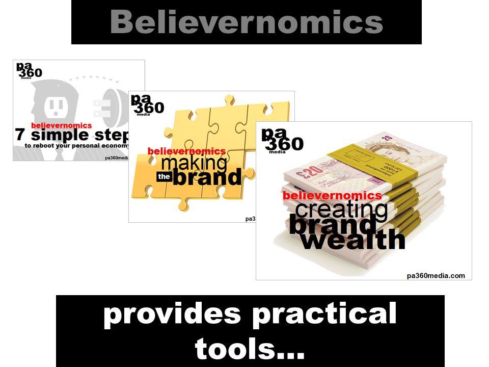Believernomics provides motivational insights…