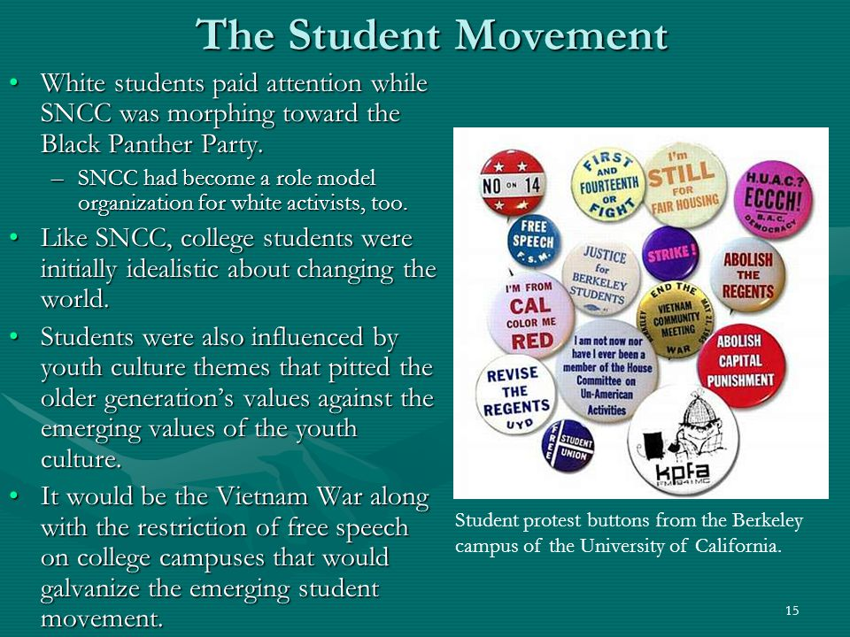 16 The Port Huron Statement In 1962, the Students for a Democratic Society (SDS) met in Ann Arbor, Michigan to produce a manifesto.In 1962, the Students for a Democratic Society (SDS) met in Ann Arbor, Michigan to produce a manifesto.