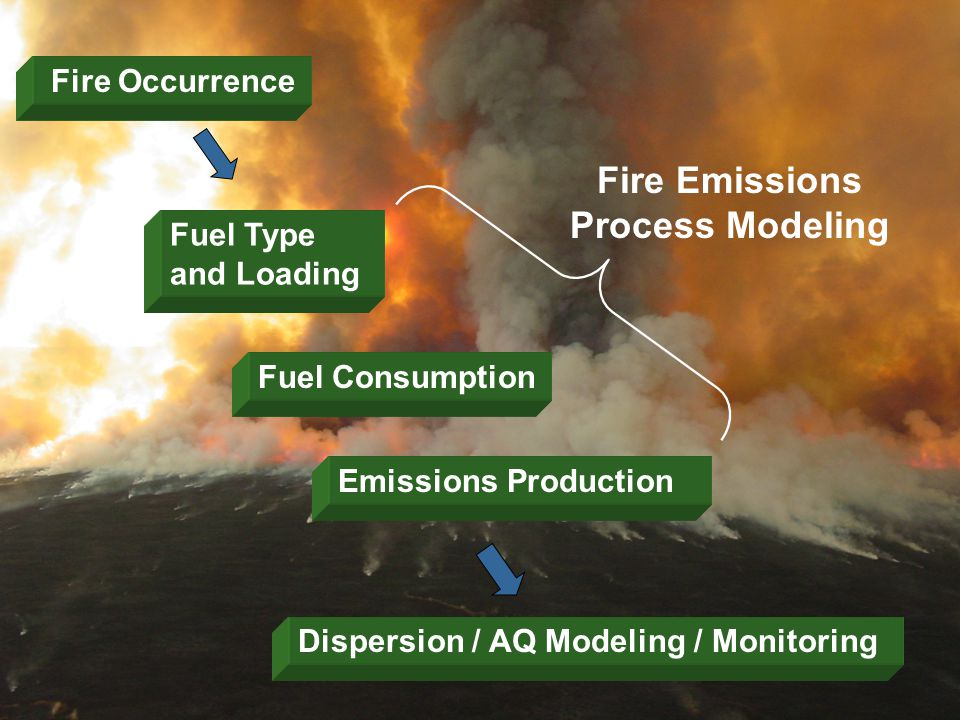 12 Tools to Support Fire Emissions Estimation Fire Occurrence Databases  Ground-based data systems  Remote Sensing