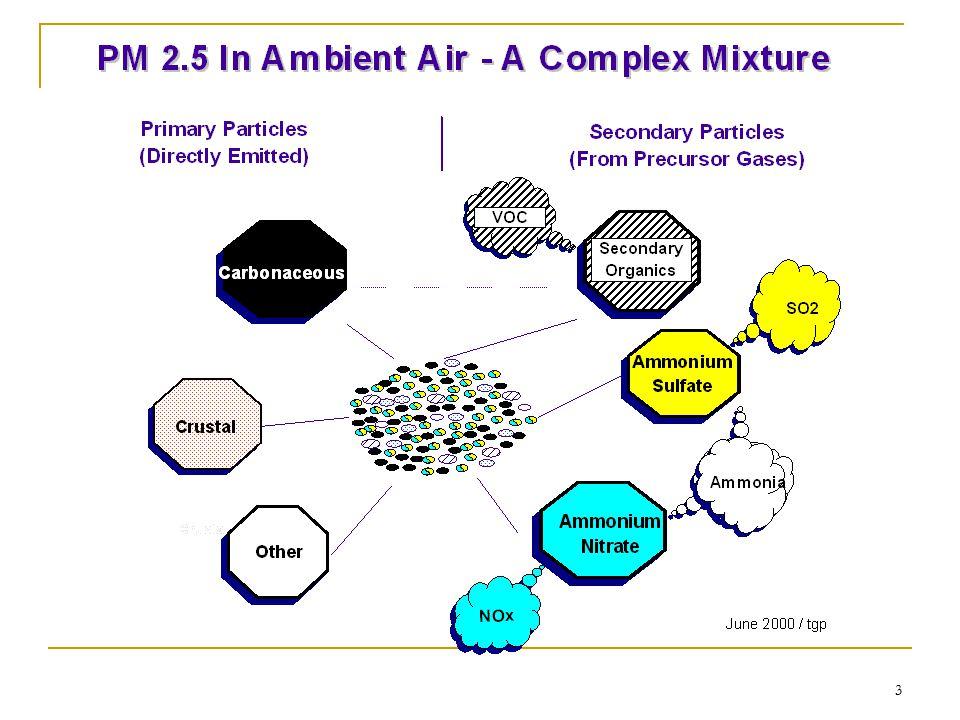 4 PM2.5 Ambient Composition