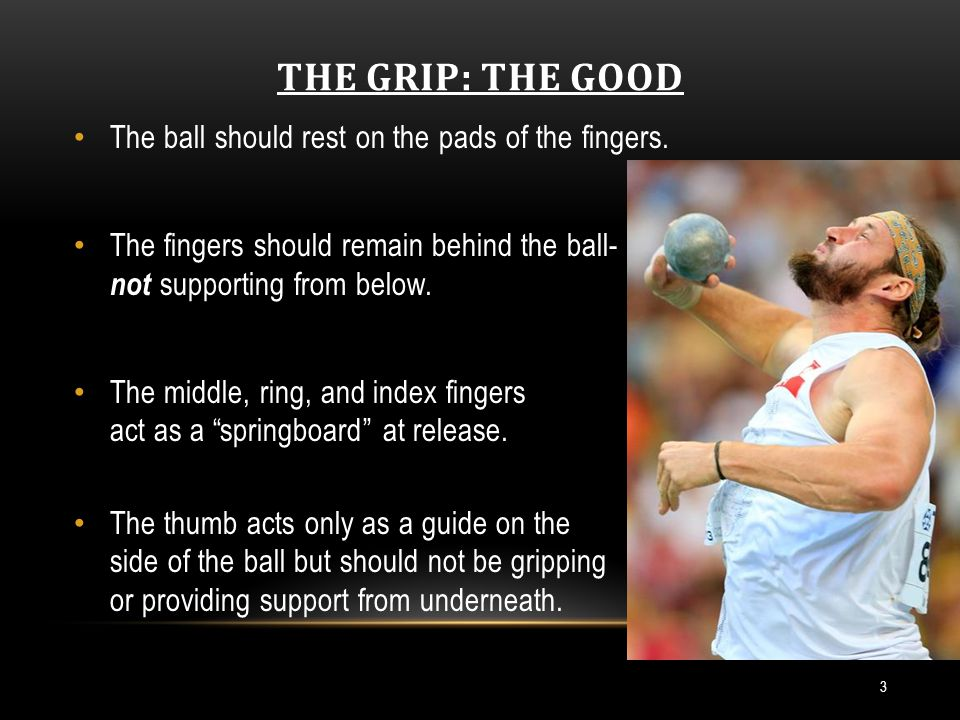 THE GRIP: THE BAD 4