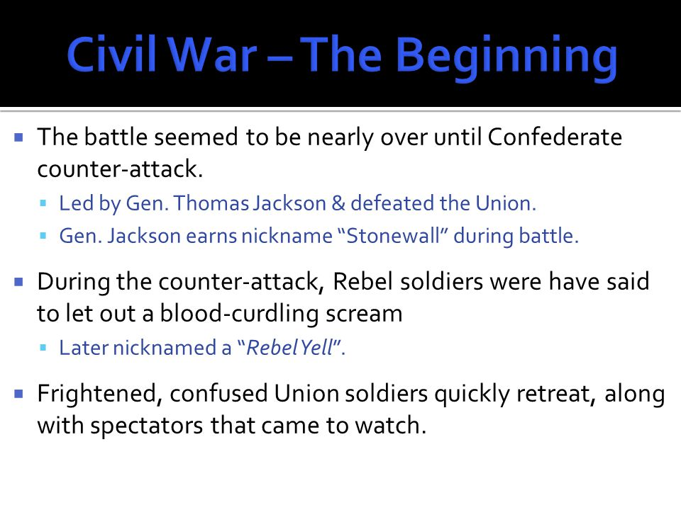  Casualties (wounded & dead) of the battle:  The Union suffered 2,700  The Confederacy suffered 2,000.
