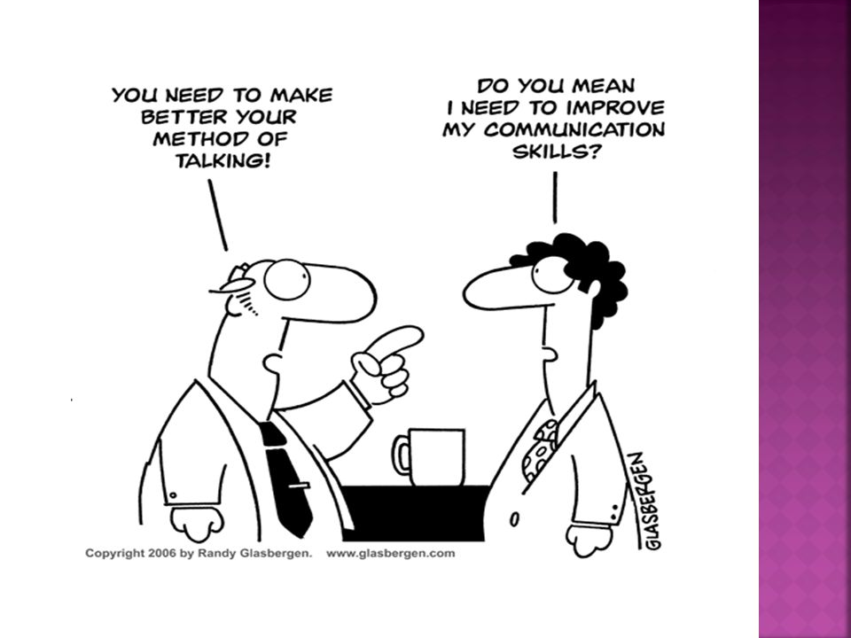 What are the most common ways we communicate.
