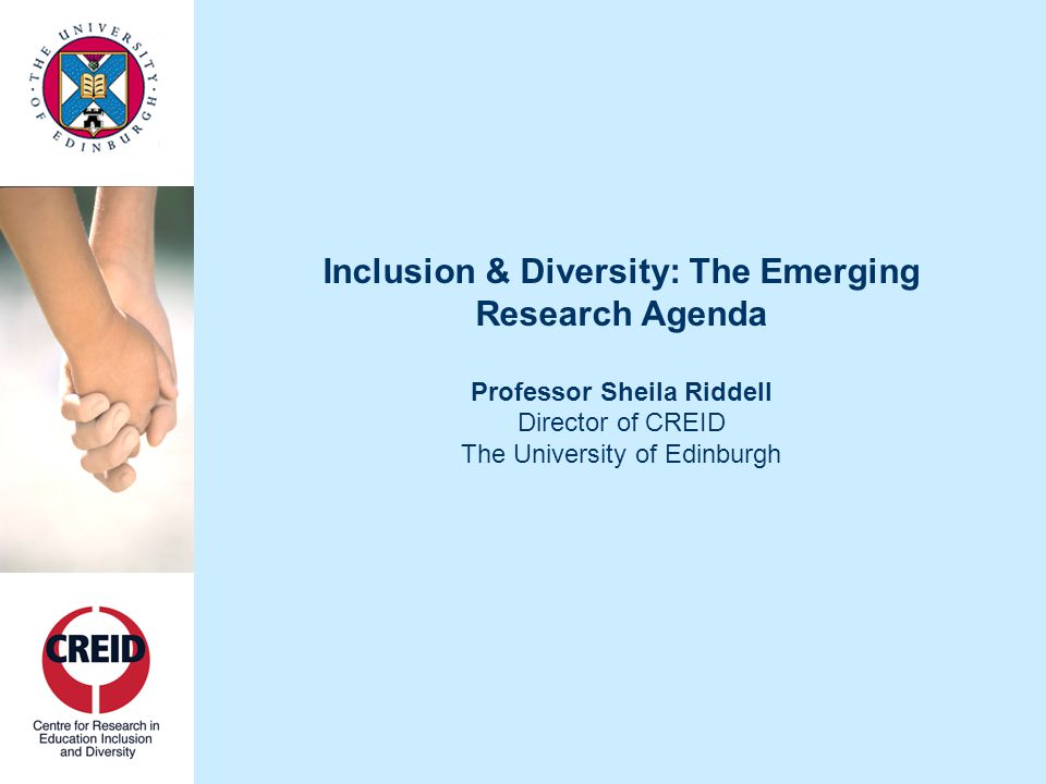 Established with support of the College of Humanities & Social Sciences & the Moray House School of Education Launch: 4th November, 5.00p.m.