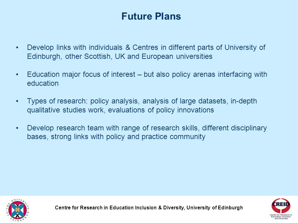 Enhancing the quality and outcomes of disabled students' learning in higher education, Funder: ESRC, Dates : 2004 – 2008.