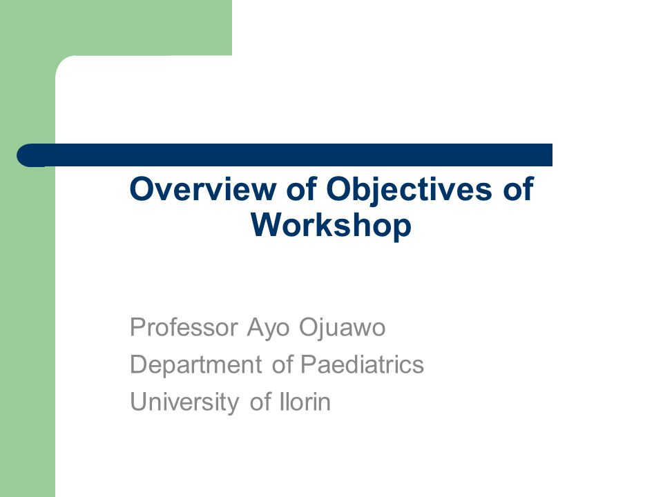 Objectives of workshop This workshop will focus on the: Concept of grantsmanship Types of research proposals and outline their dimensions Key elements in statement of the problem and literature review Theoretical and conceptual framework in research proposal Research method - qualitative and quantitative Analysis of data, significance of research project, and timeline Project management/implementation, report writing etc.