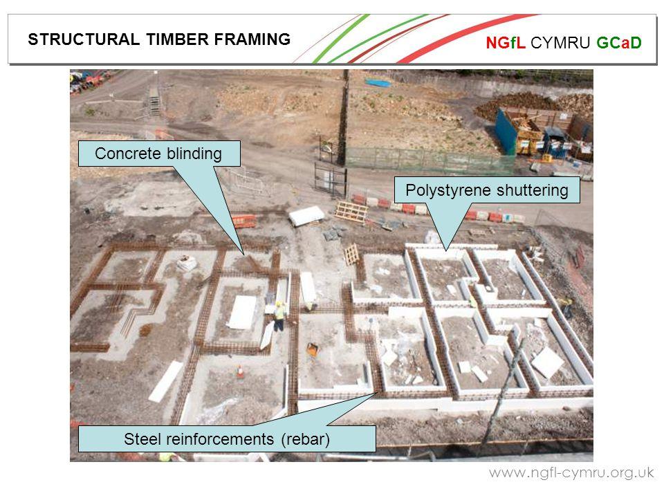 NGfL CYMRU GCaD www.ngfl-cymru.org.uk STRUCTURAL TIMBER FRAMING