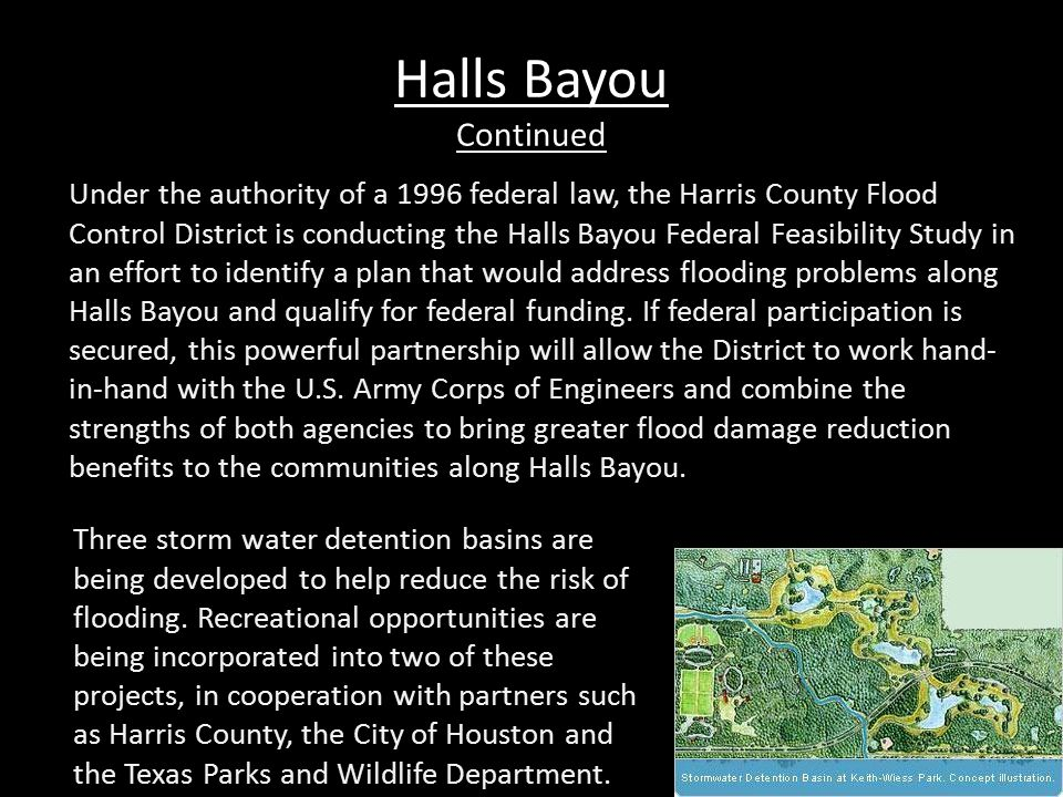 Cedar Bayou The Cedar Bayou watershed is located in east Harris County.