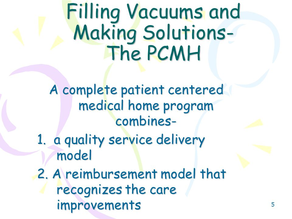 6 The Agenda-Creating Value in Your Practice The Agenda-Creating Value in Your Practice 1.The Triple Aim- Improving quality of care, the cost of care, and the general health of the population 2.Creating Value – Value = Quality / Cost 3.
