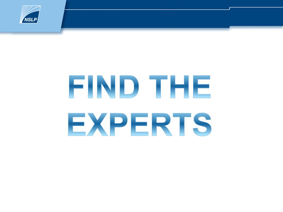 Find the Experts Who has the expertise on campus.Do you need to seek help elsewhere.